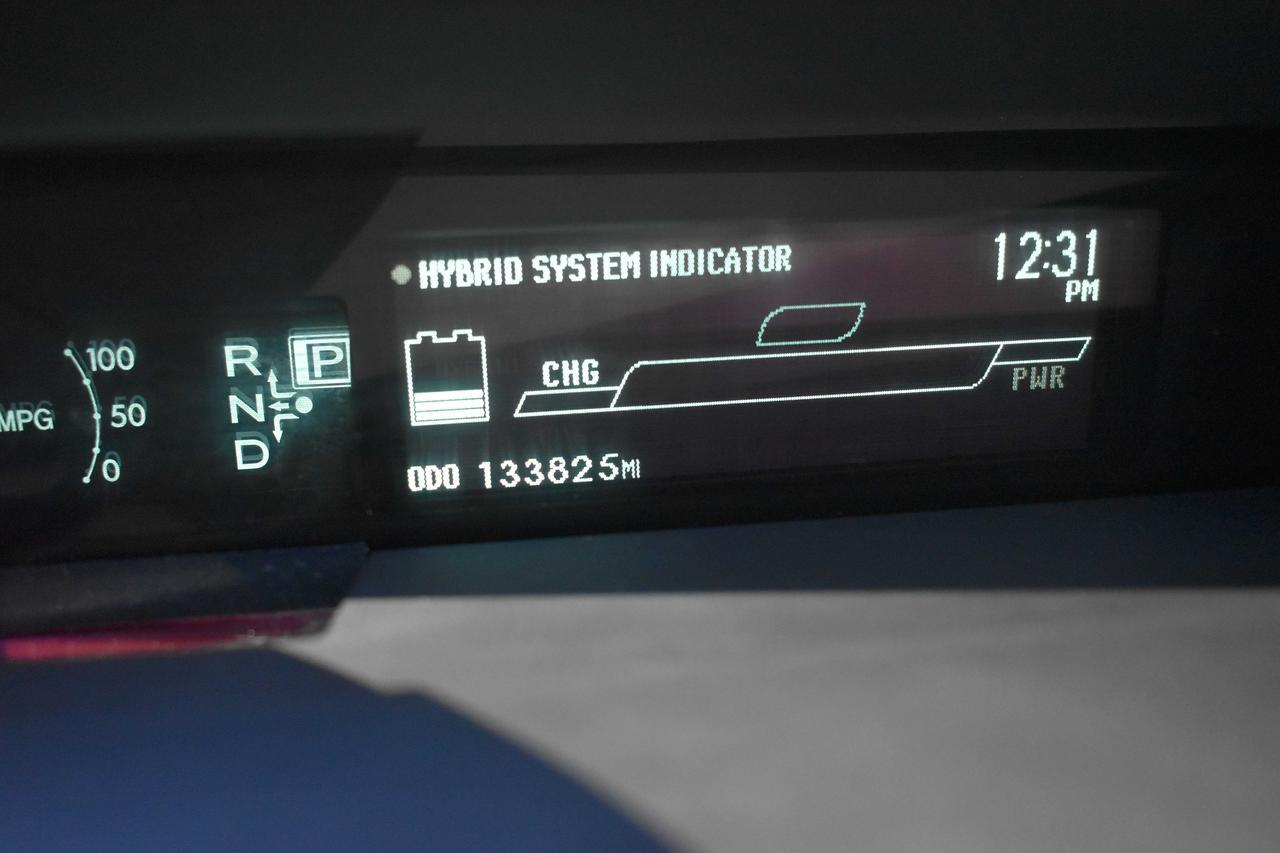 2010 TOYOTA PRIUS I Youngsville NC