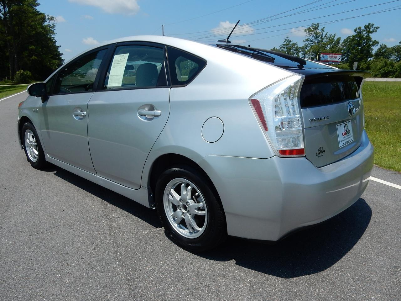 Used 2010 Toyota Prius Ii In Myrtle Beach Sc