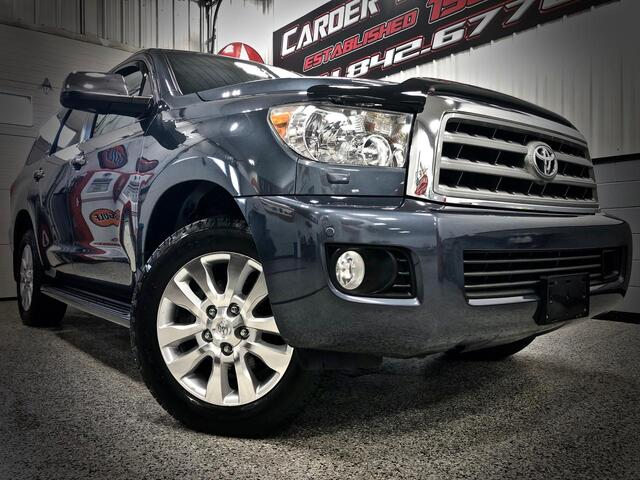 2010_TOYOTA_SEQUOIA 4X4_PLATINUM_ Bridgeport WV