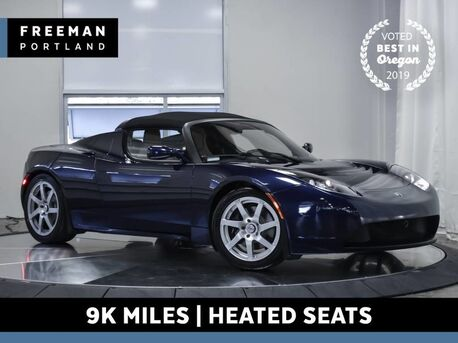 2010_Tesla_Roadster_9k Miles Heated Seats_ Portland OR