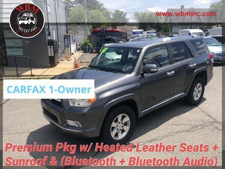 2010_Toyota_4Runner_4WD w/ Premium Pkg w/Leather_ Arlington VA