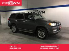 2010_Toyota_4Runner_Limited 4WD / Low Kms / Local / Great Condition_ Winnipeg MB