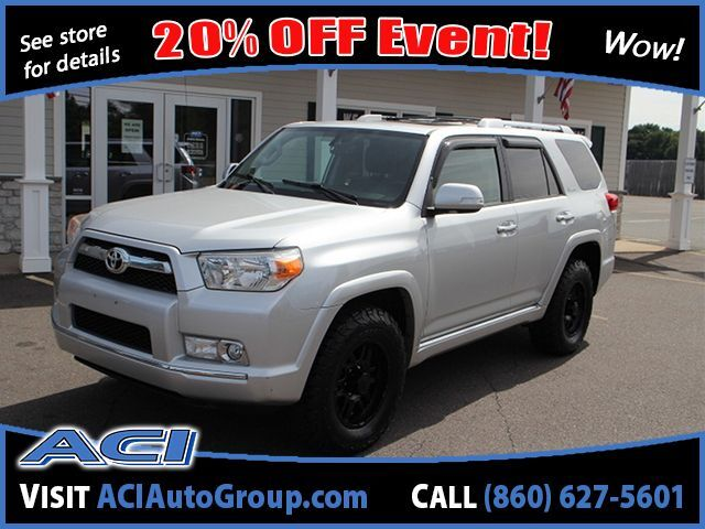 2010 Toyota 4Runner Limited East Windsor CT