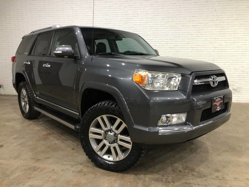 2010 Toyota 4Runner Limited Lifted