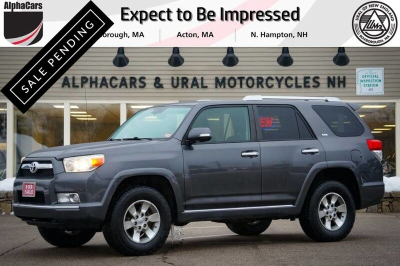2010 Toyota 4Runner SR5 Boxborough MA
