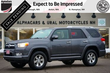 2010_Toyota_4Runner_SR5_ Boxborough MA