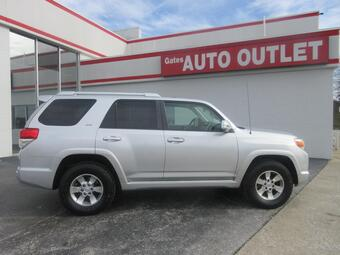 2010_Toyota_4Runner_SR5_ Richmond KY