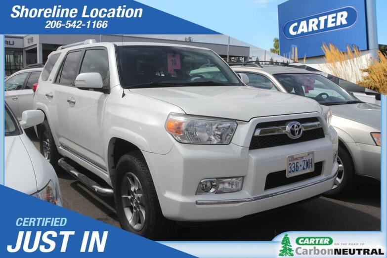 2010 Toyota 4Runner SR5 Seattle WA