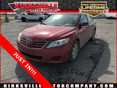 2010 Toyota Camry 4dr Sdn I4 Auto LE Kirksville MO