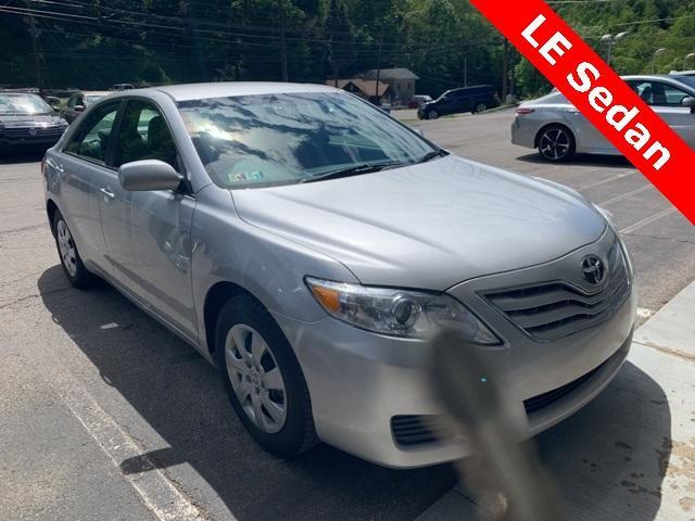 2010 Toyota Camry 4dr Sdn I4 Auto LE Cranberry Twp PA