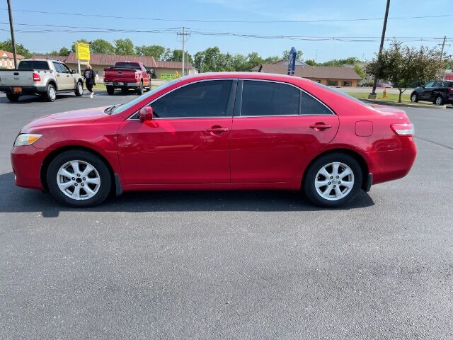 2010 Toyota Camry LE 6-Spd AT Jacksonville IL