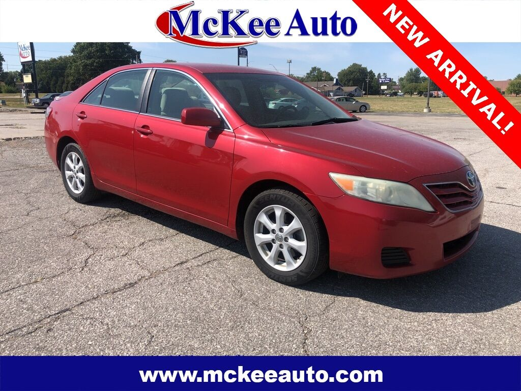 2010 Toyota Camry LE Des Moines IA