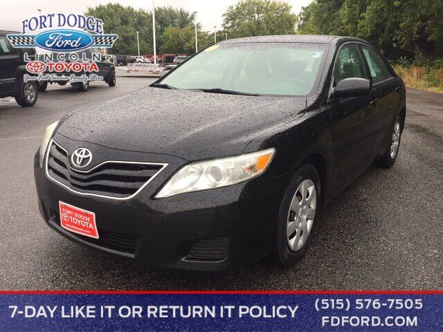 2010 Toyota Camry LE Fort Dodge IA