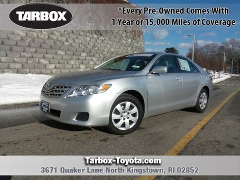 2010_Toyota_Camry_LE_ North Kingstown RI