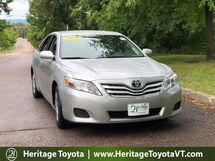 2010 Toyota Camry LE South Burlington VT