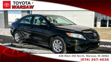 2010_Toyota_Camry_LE_ Warsaw IN