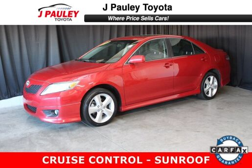 2010_Toyota_Camry_SE_ Fort Smith AR