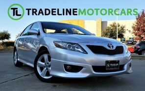 2010_Toyota_Camry_SE POWER WINDOWS, AUX, LEATHER STEERING WHEEL, AND MUCH MORE!!!_ CARROLLTON TX