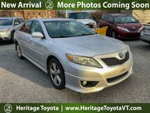2010 Toyota Camry SE South Burlington VT