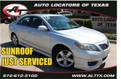 2010 Toyota Camry SE with POWER SUNROOF