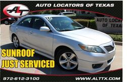 2010_Toyota_Camry_SE with POWER SUNROOF_ Plano TX