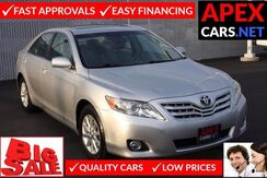 2010_Toyota_Camry_XLE_ Fremont CA