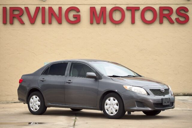 2010_Toyota_Corolla_Base 4-Speed AT_ San Antonio TX
