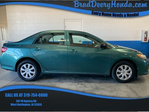 2010_Toyota_Corolla_Base_ West Burlington IA