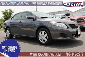 2010_Toyota_Corolla_LE_ Chantilly VA