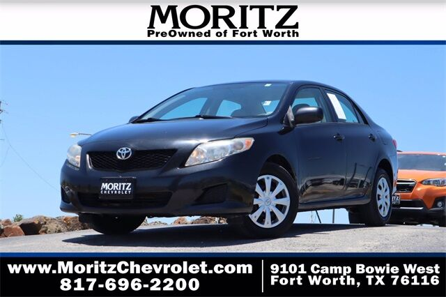 2010 Toyota Corolla LE Fort Worth TX