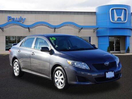 2010 Toyota Corolla LE Libertyville IL