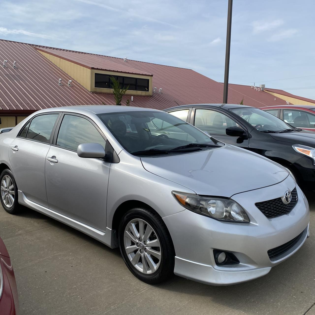 2010 Toyota Corolla S 4-Speed AT Liberty MO