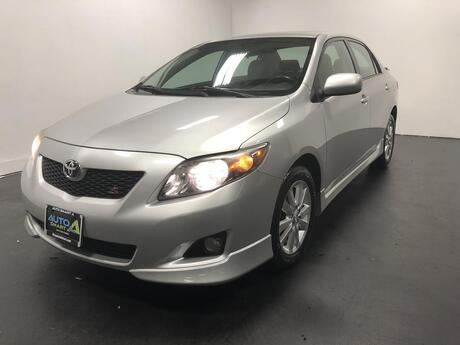 2010 Toyota Corolla S 4-Speed AT Texarkana TX