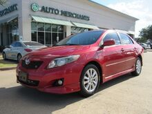 2010_Toyota_Corolla_S 4-Speed AT_ Plano TX