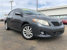 2010_Toyota_Corolla_S 5-Speed MT_ Jackson MS