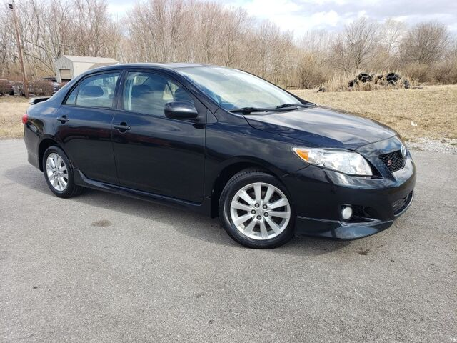2010 Toyota Corolla S Georgetown KY