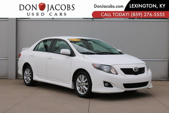 2010 Toyota Corolla S Lexington KY
