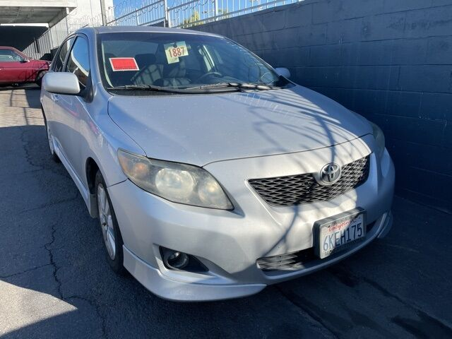 2010 Toyota Corolla S National City CA
