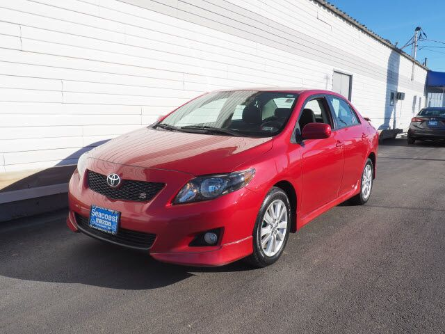 2010 Toyota Corolla S Portsmouth NH