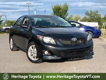 2010 Toyota Corolla S South Burlington VT