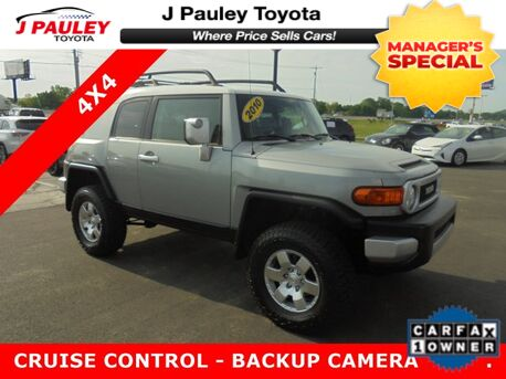 2010_Toyota_FJ Cruiser__ Fort Smith AR