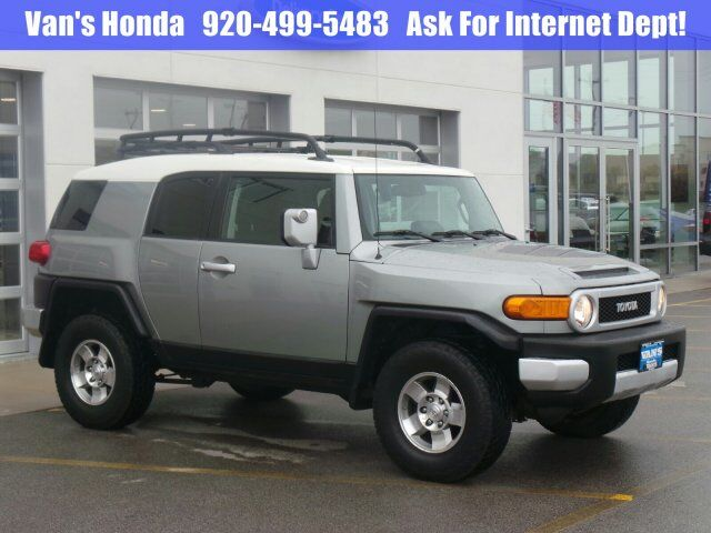 2010 Toyota FJ Cruiser 4.0l 4x4 Green Bay WI