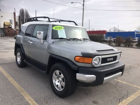 2010 Toyota FJ Cruiser 4WD AT Frankfort KY