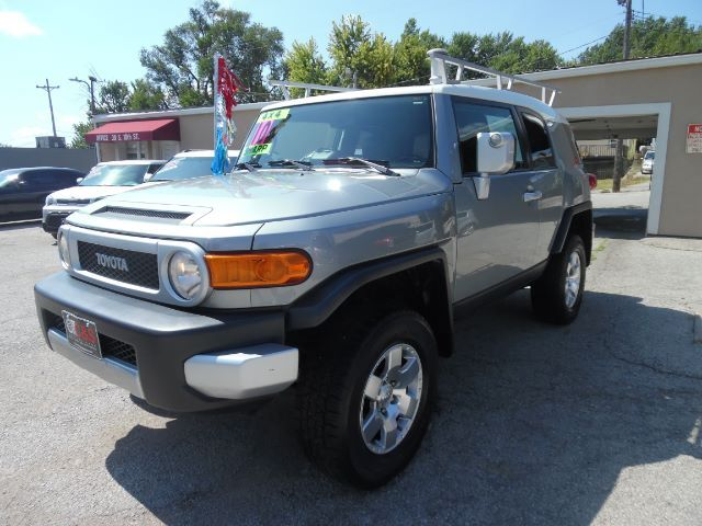 2010 Toyota FJ Cruiser 4WD AT St. Joseph KS