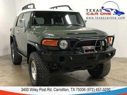 2010_Toyota_FJ Cruiser_4WD AUTOMATIC CRUISE CONTROL ALLOY WHEELS REMOTE KEYLESS ENTRY_ Carrollton TX