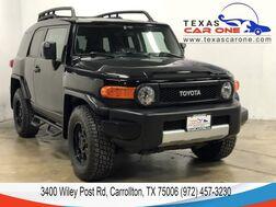 2010_Toyota_FJ Cruiser_4WD AUTOMATIC CRUISE CONTROL ALLOY WHEELS RUNNING BOARDS TOWING_ Carrollton TX