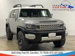 2010 Toyota FJ Cruiser 4WD AUTOMATIC REAR PARKING DISTANCE CONTROL CRUISE CONTROL ALLOY