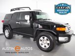 2010 Toyota FJ Cruiser *AUTOMATIC, BACKUP-CAMERA, LEATHER, LOCKING REAR DIFFERENTIAL, ALLOY WHEELS, CRUISE CONTROL, BLUETOOTH PHONE