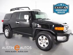 2010_Toyota_FJ Cruiser_*AUTOMATIC, BACKUP-CAMERA, LEATHER, LOCKING REAR DIFFERENTIAL, ALLOY WHEELS, CRUISE CONTROL, BLUETOOTH PHONE_ Round Rock TX