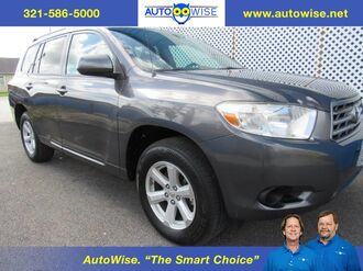 2010_Toyota_Highlander 3 ROWS_Base_ Melbourne FL